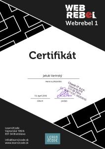 Jakub Varinsky - VaroDesign